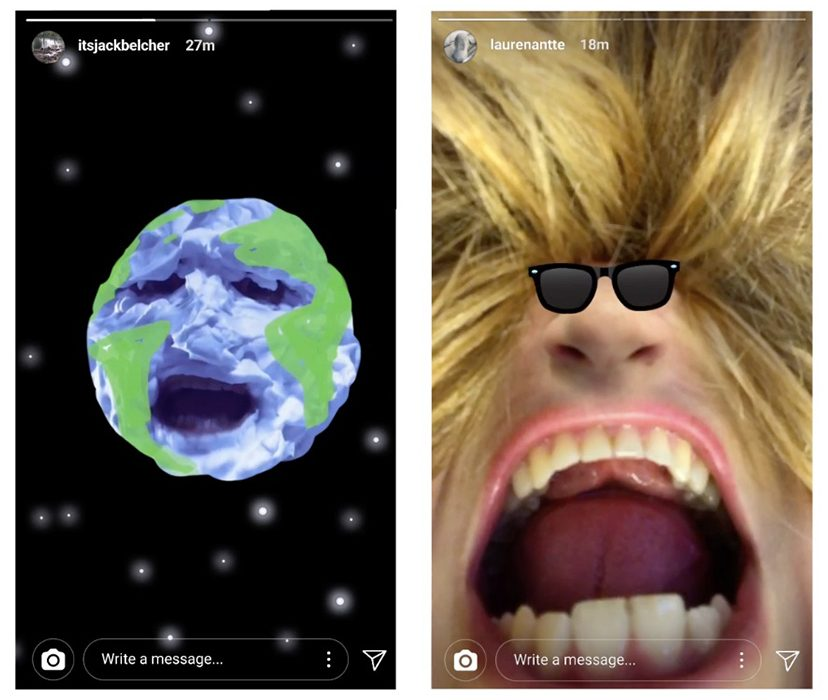 Instagram 'Stories Are Everywhere' dubbed one of Adweek's 10 best ads of 2017