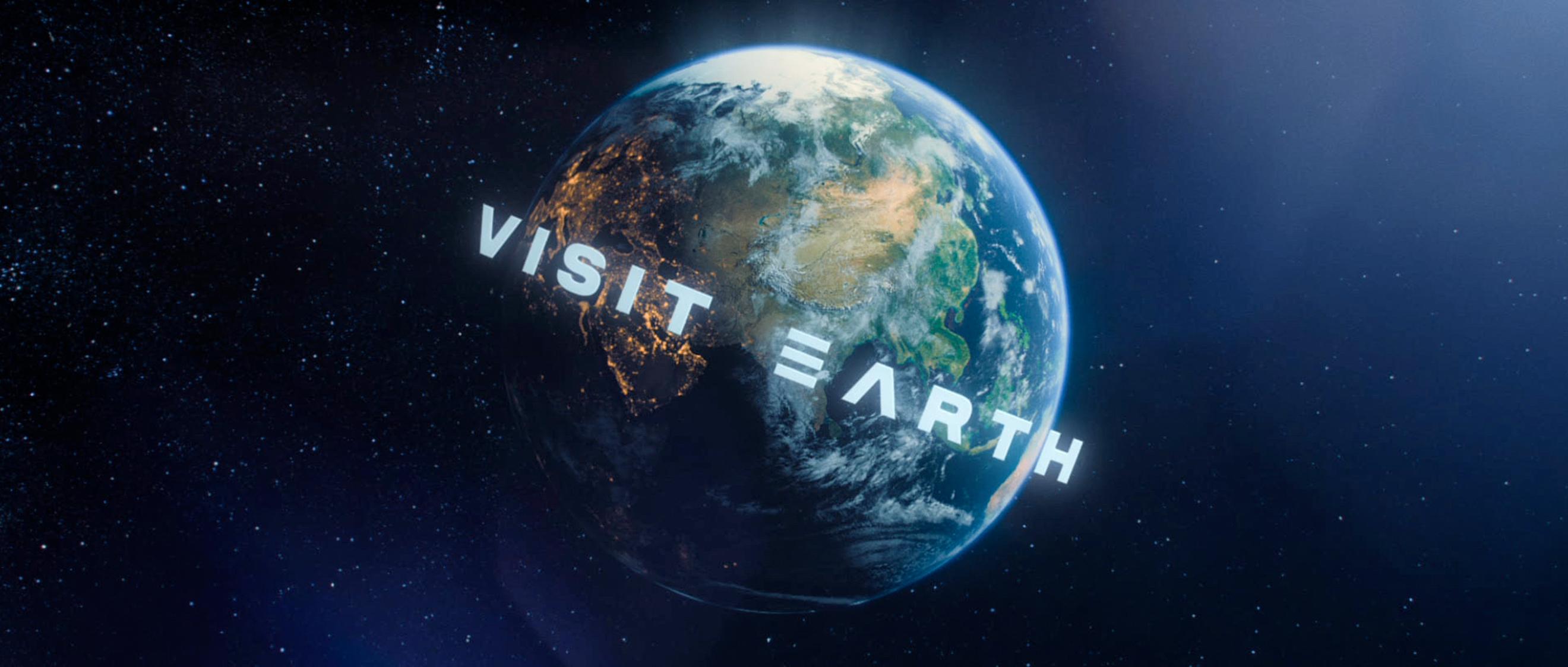 Visit Earth
