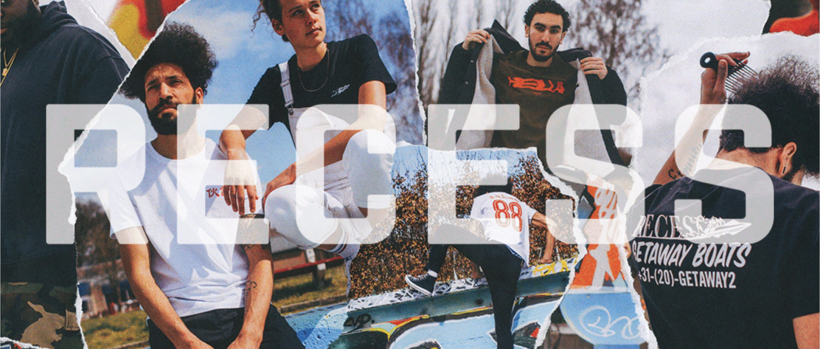 Personal project: Jeffrey Lam brings 'RECESS' to streetwear