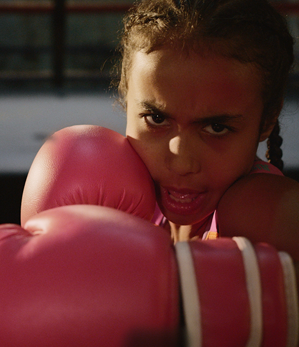 Our first campaign for Nike Kids inspires young girls to get moving