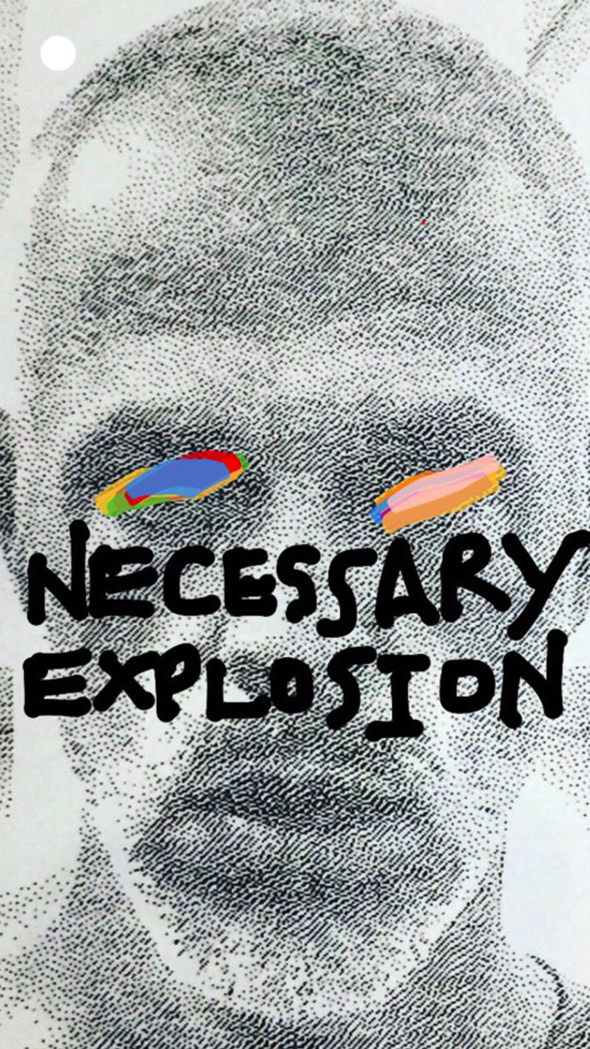 Personal Project: New album courtesy of Amsterdam's psychedelic rocker Necessary Explosion