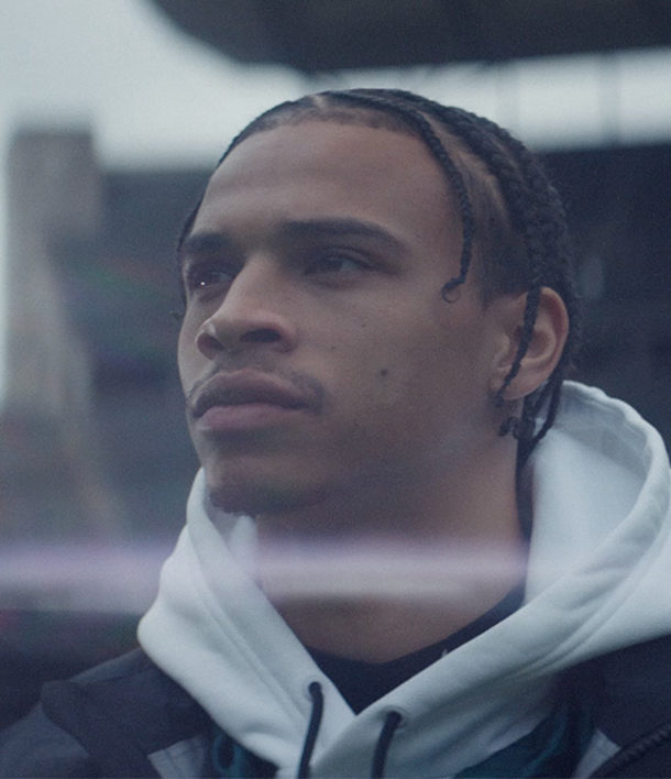 The first Just Do It campaign for Germany introduces a new generation of athletes