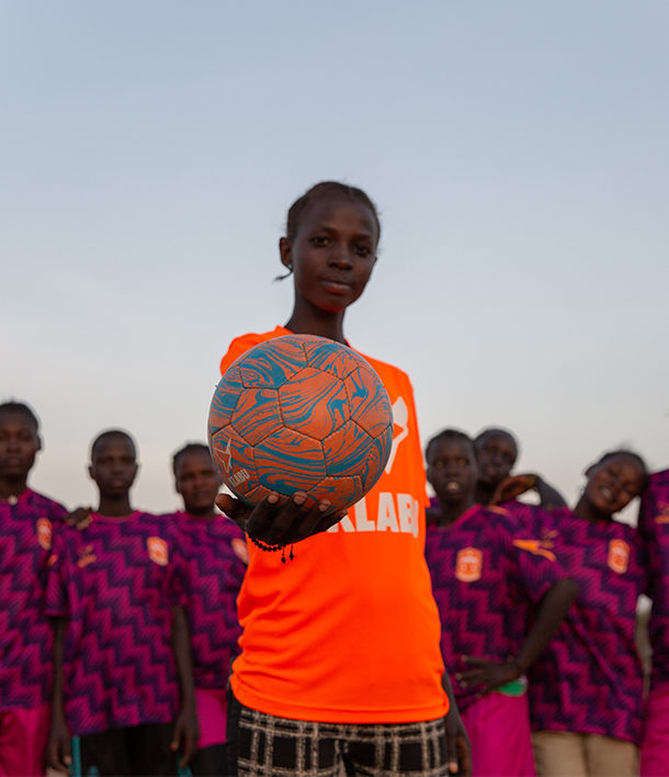 'The Spirit of Kalobeyei' invites you to join the Klabu and support refugees