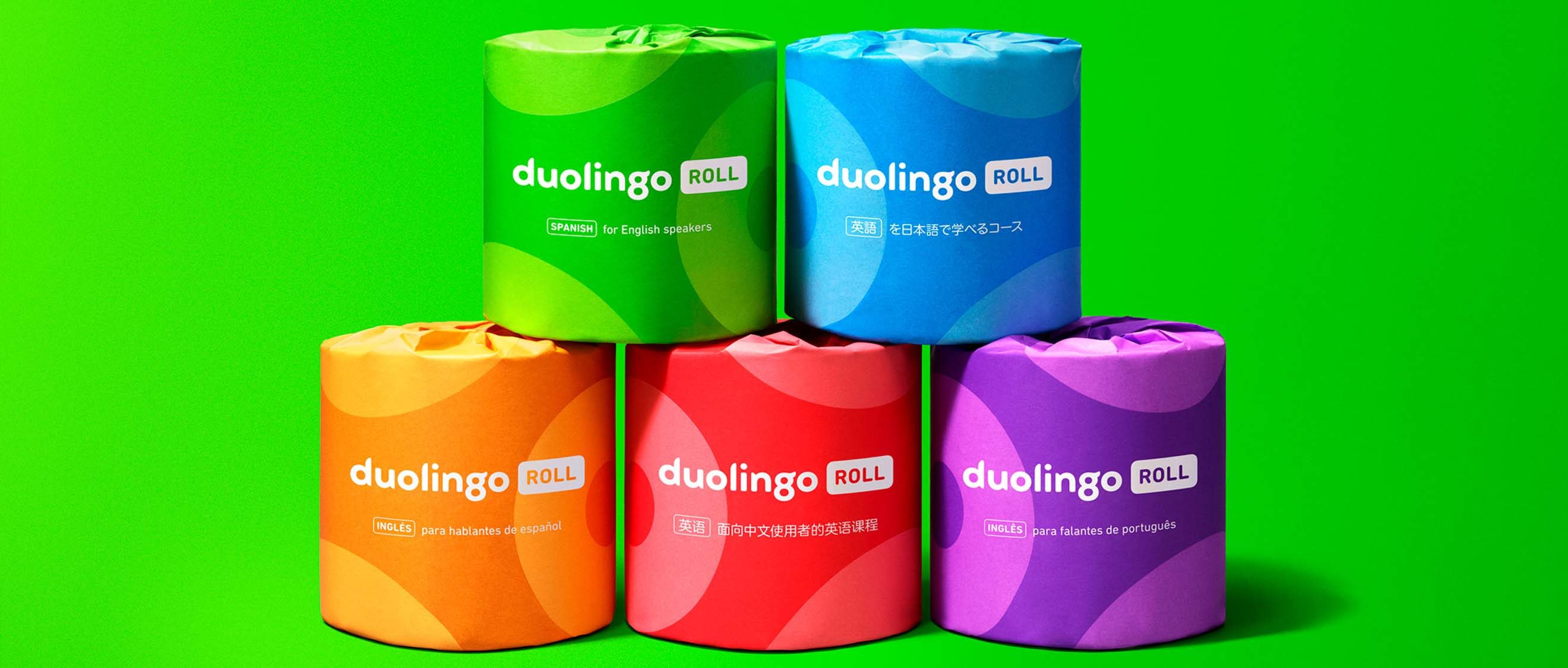 Duolingo Roll