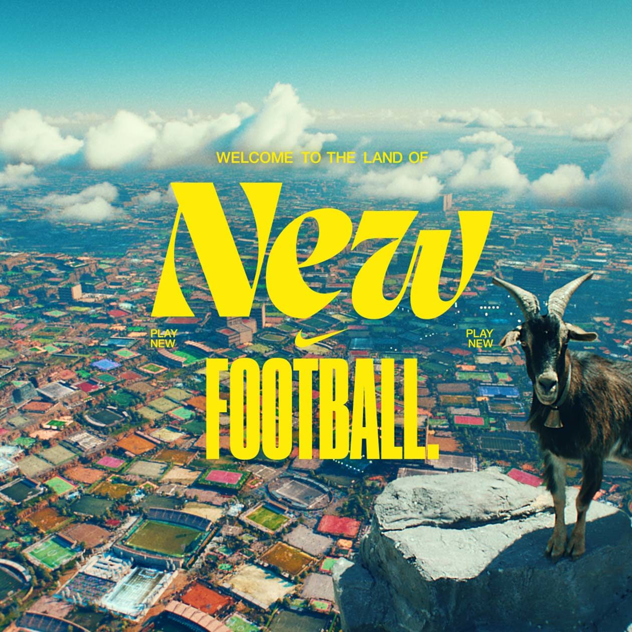 The Land of New Football