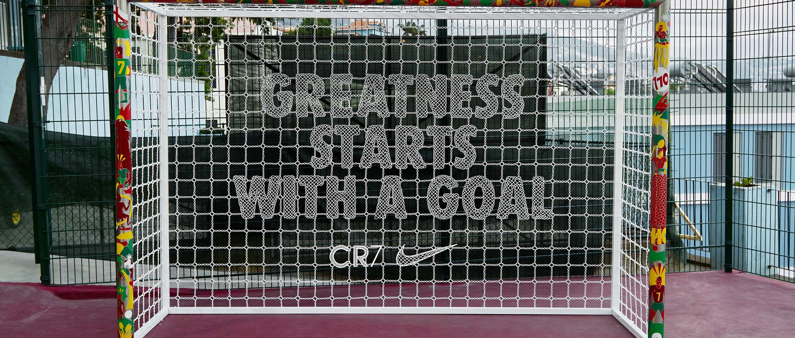 Greatness Starts With A Goal
